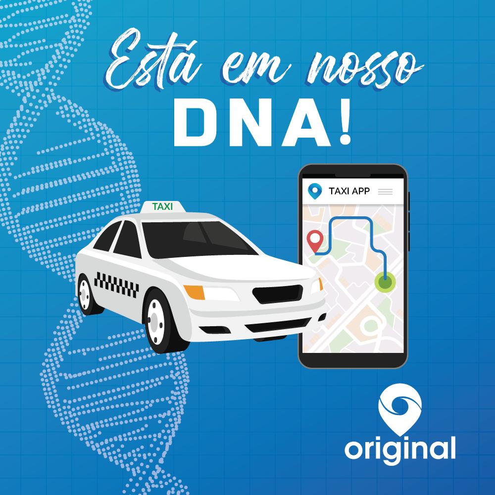 Está em nosso DNA!